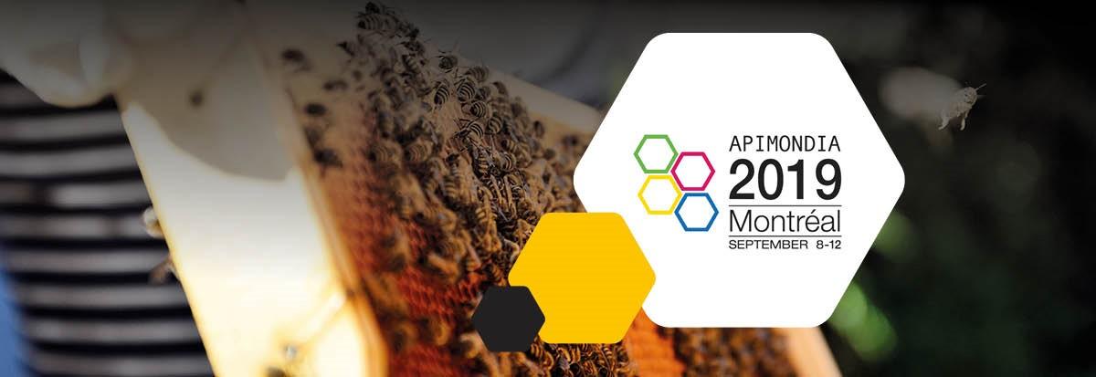 APIMONDIA : ICKO participe au 46ème Congrès International d'Apiculture