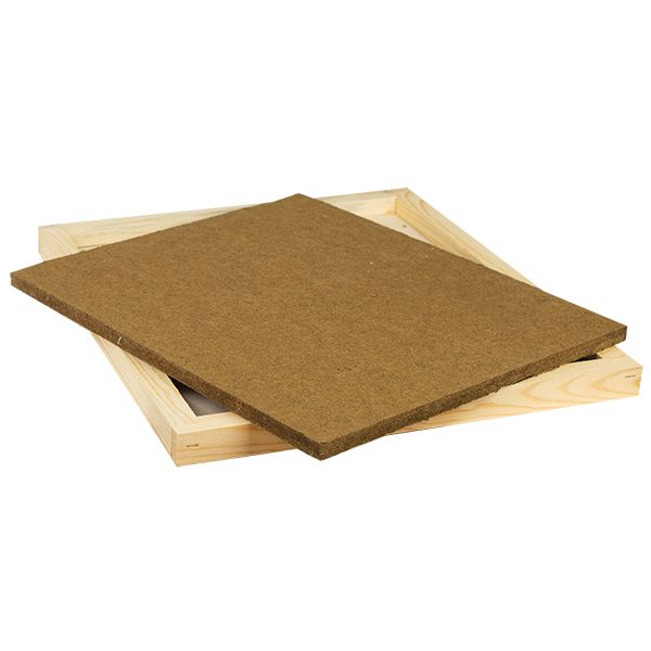 fibre de bois isolante ruche