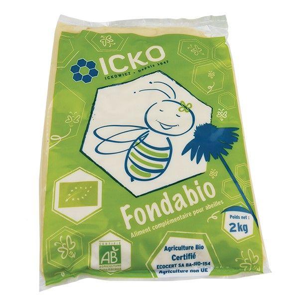 Aliment Fondabio pour abeilles