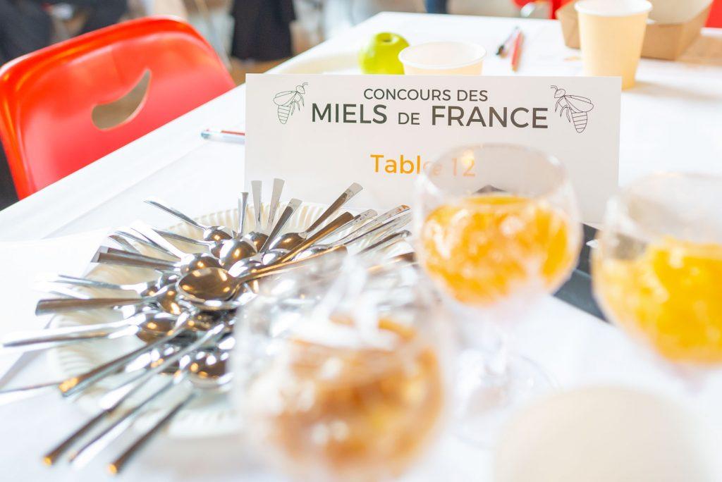 Le concours des miels de France, les miels rares à l'honneur