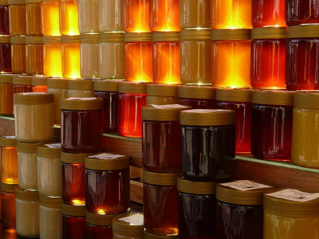 La mélilogie, l'art de la dégustation le miel